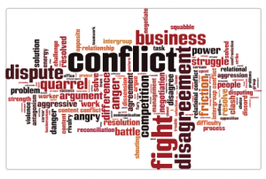 conflict without violence